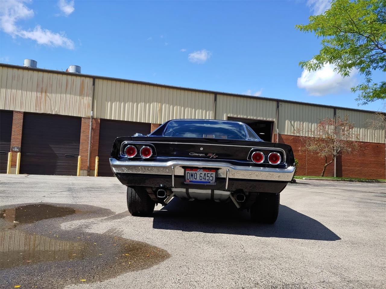 Large Picture of Classic '68 Dodge Charger located in Richmond Illinois Offered by Studio Hotrods - QZIW