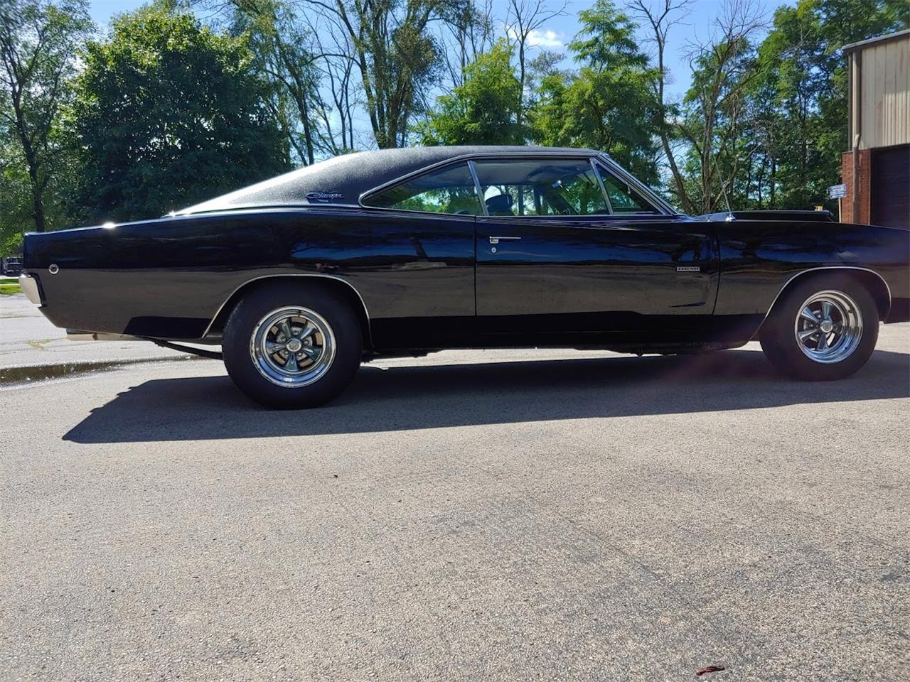 Large Picture of Classic 1968 Dodge Charger located in Illinois - QZIW