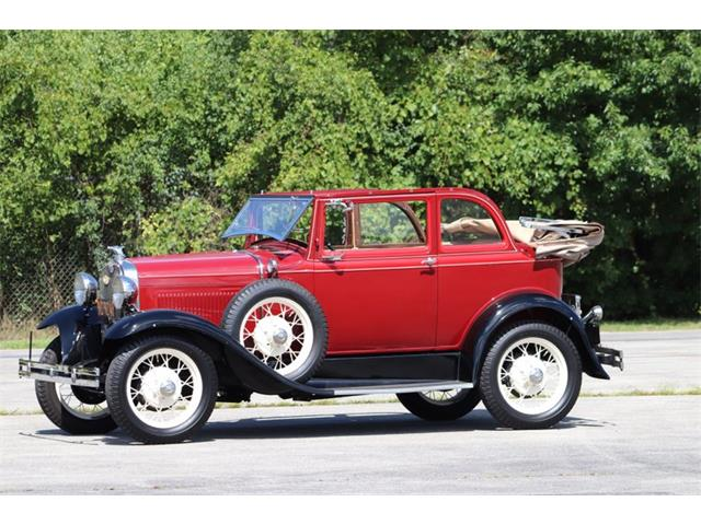 Picture of Classic '31 Ford Model A located in Illinois Offered by  - QT7K