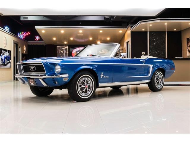 Picture of Classic 1968 Ford Mustang located in Michigan Offered by  - QZK3