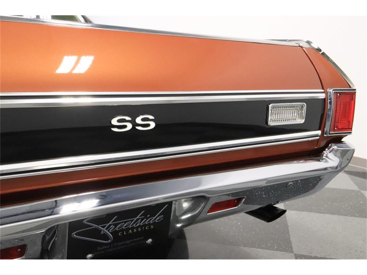 Large Picture of '71 El Camino - QZK5