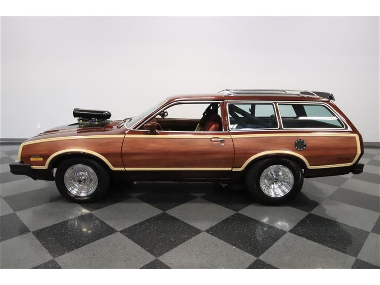 Large Picture of '80 Ford Pinto located in Arizona - $24,995.00 Offered by Streetside Classics - Phoenix - QZK7