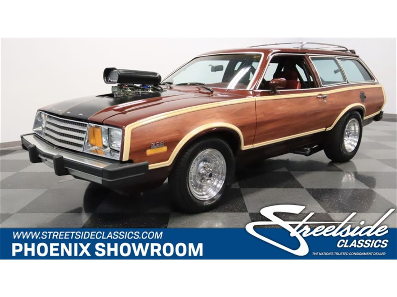 Large Picture of 1980 Ford Pinto Offered by Streetside Classics - Phoenix - QZK7