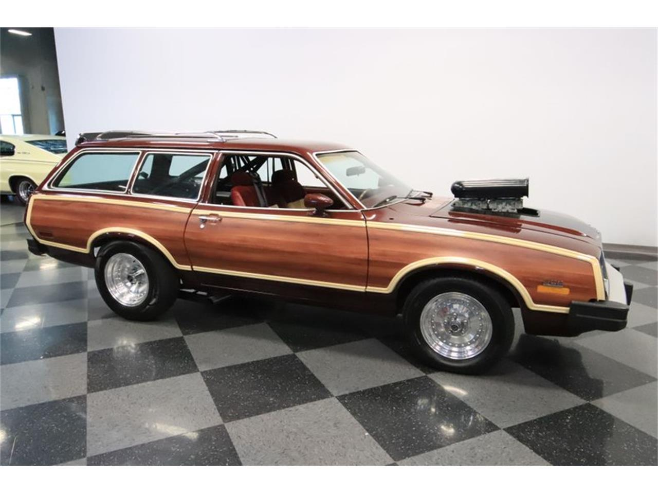 Large Picture of 1980 Ford Pinto located in Arizona - $24,995.00 Offered by Streetside Classics - Phoenix - QZK7