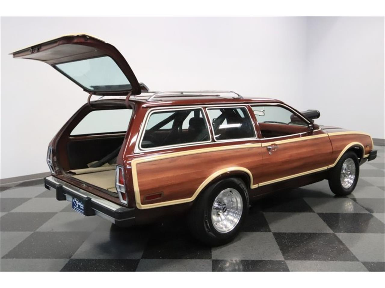 Large Picture of '80 Ford Pinto - QZK7