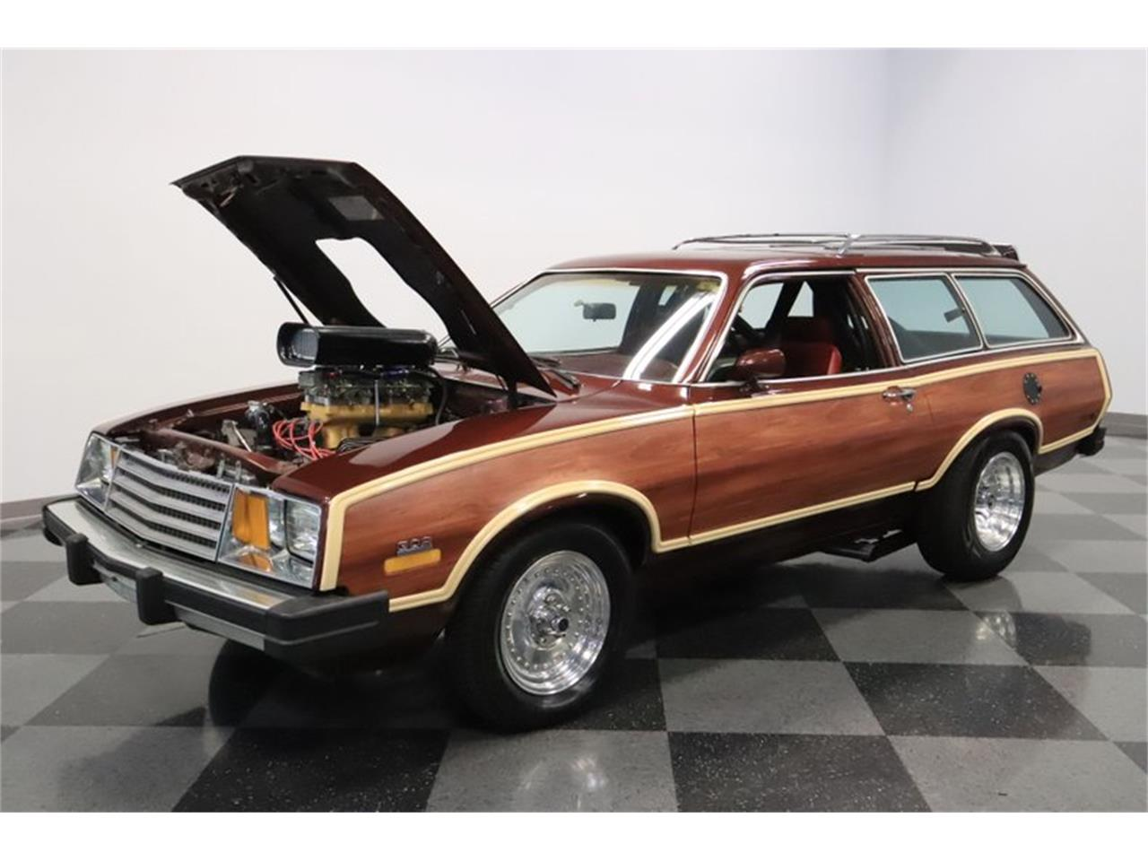 Large Picture of 1980 Pinto located in Arizona - $24,995.00 Offered by Streetside Classics - Phoenix - QZK7