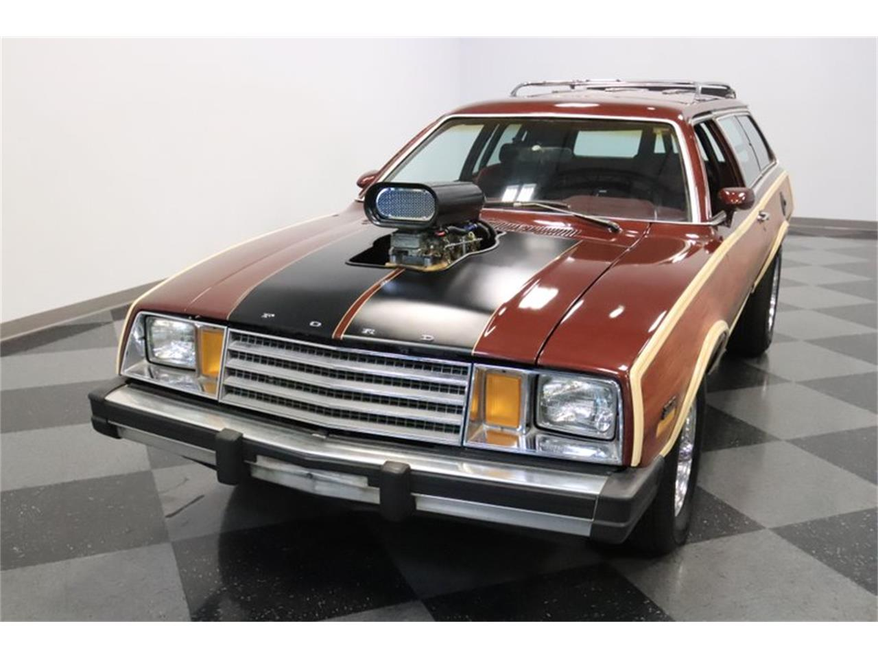 Large Picture of '80 Ford Pinto located in Mesa Arizona Offered by Streetside Classics - Phoenix - QZK7