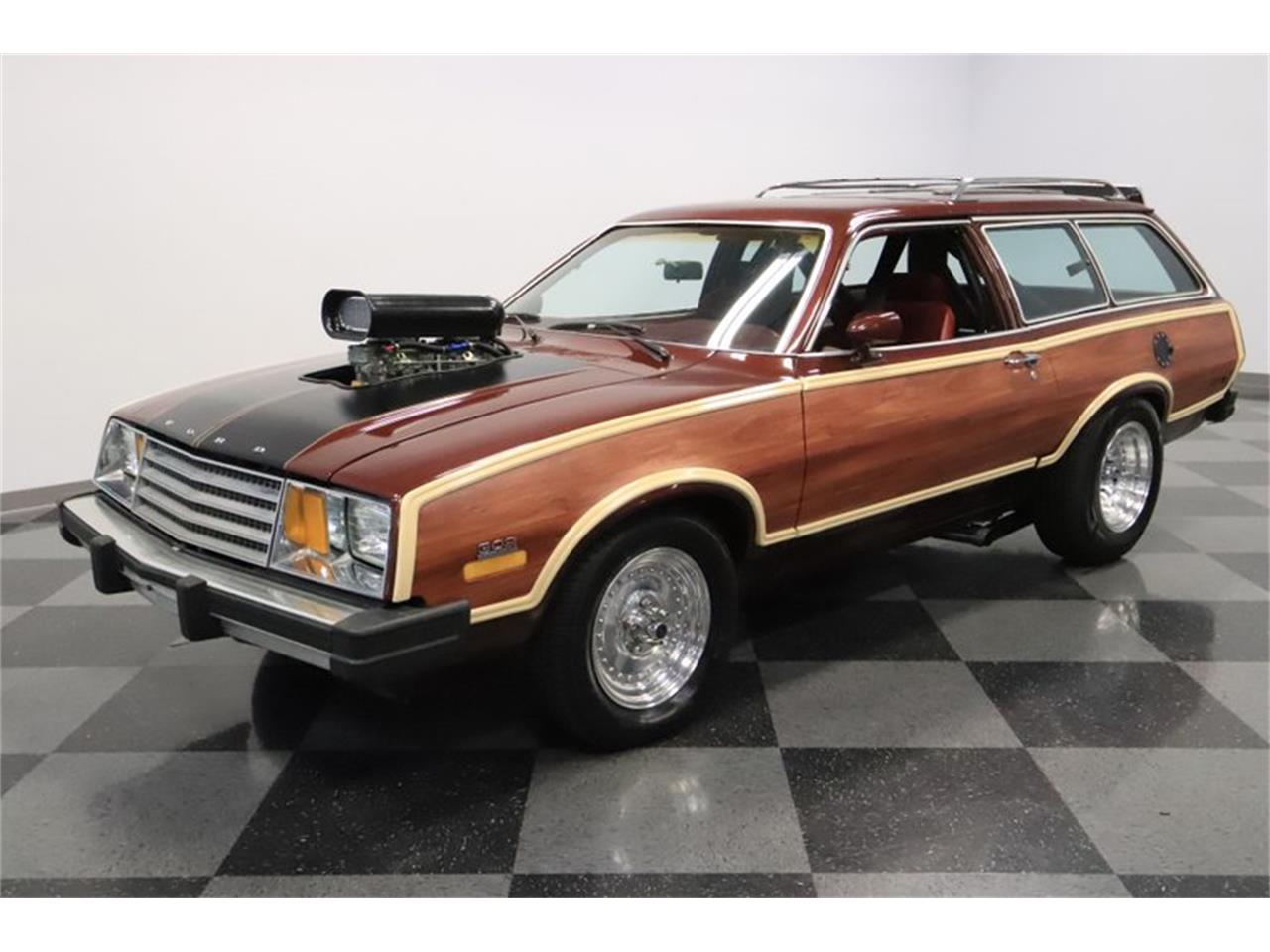 Large Picture of '80 Ford Pinto located in Mesa Arizona - QZK7