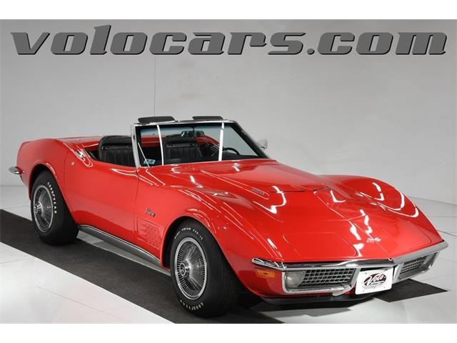 Picture of '71 Corvette - QZKA