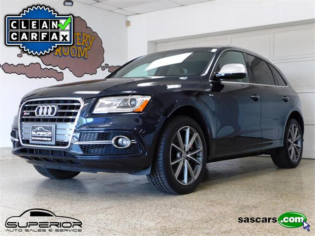 Picture of '16 SQ5 - QZKH