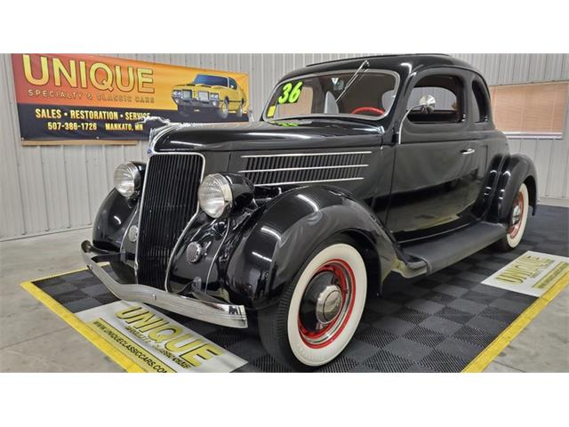 Picture of '36 5-Window Coupe - QZKN