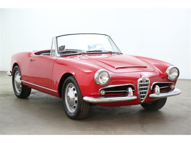 Picture of 1965 Alfa Romeo Giulia Spider Veloce - $64,500.00 Offered by  - QZKS