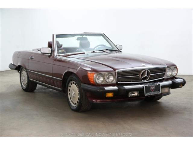 Picture of '86 560SL - QZL3