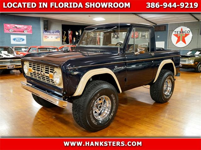 Picture of '68 Bronco - QZL9