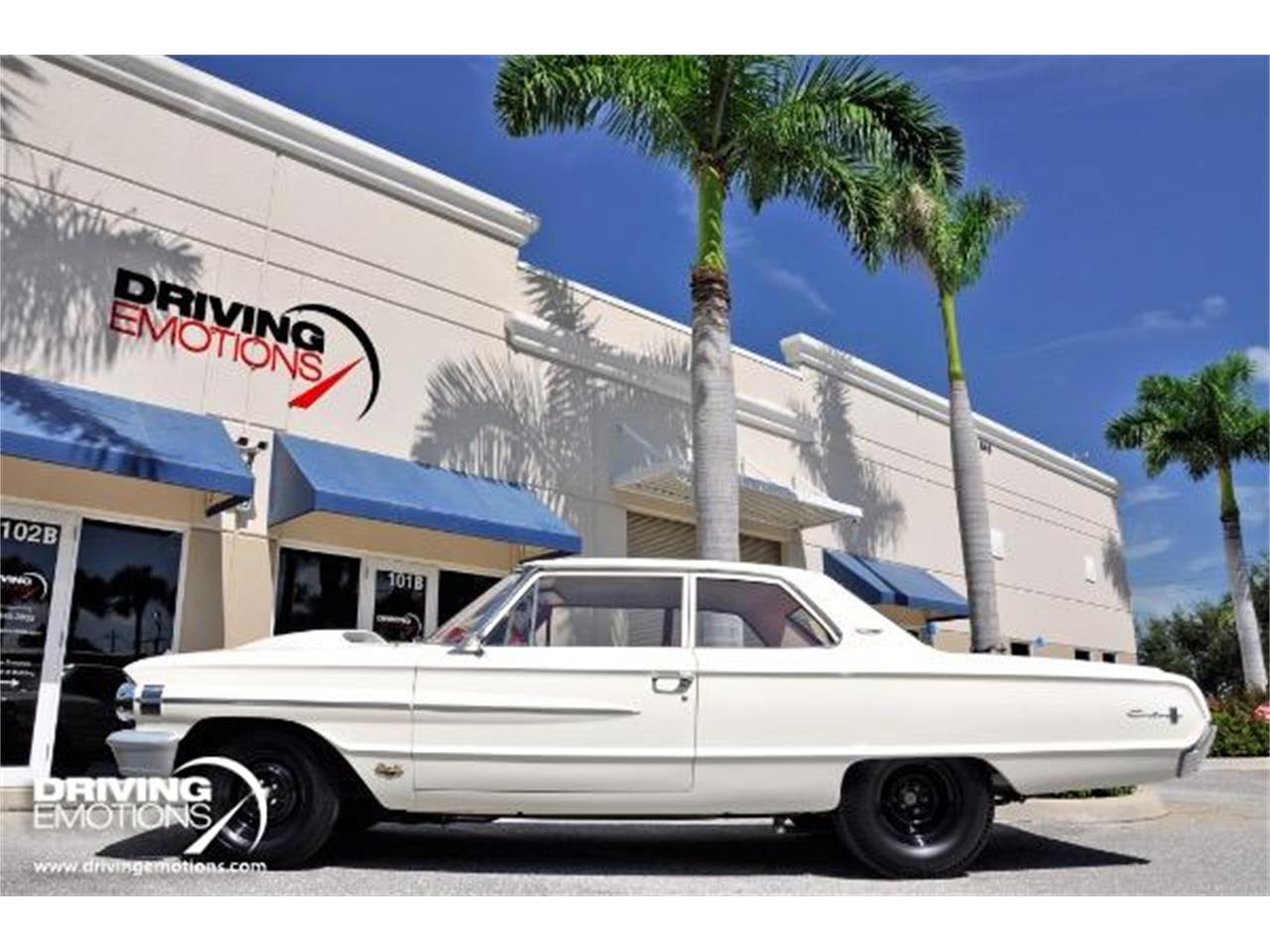 Large Picture of '64 Galaxie 500 - QZLB