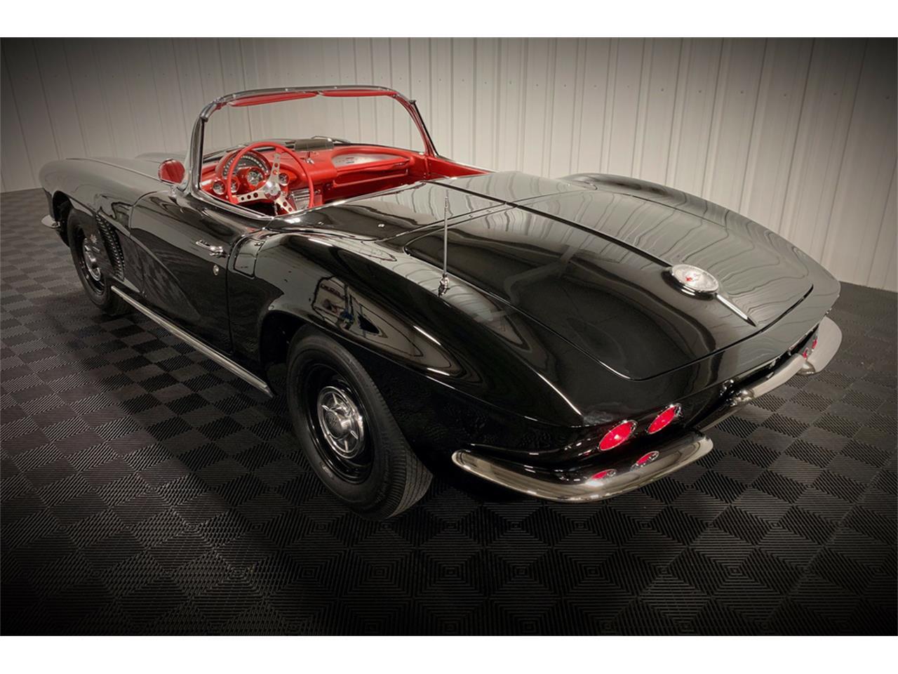 Large Picture of '62 Corvette - QZLT