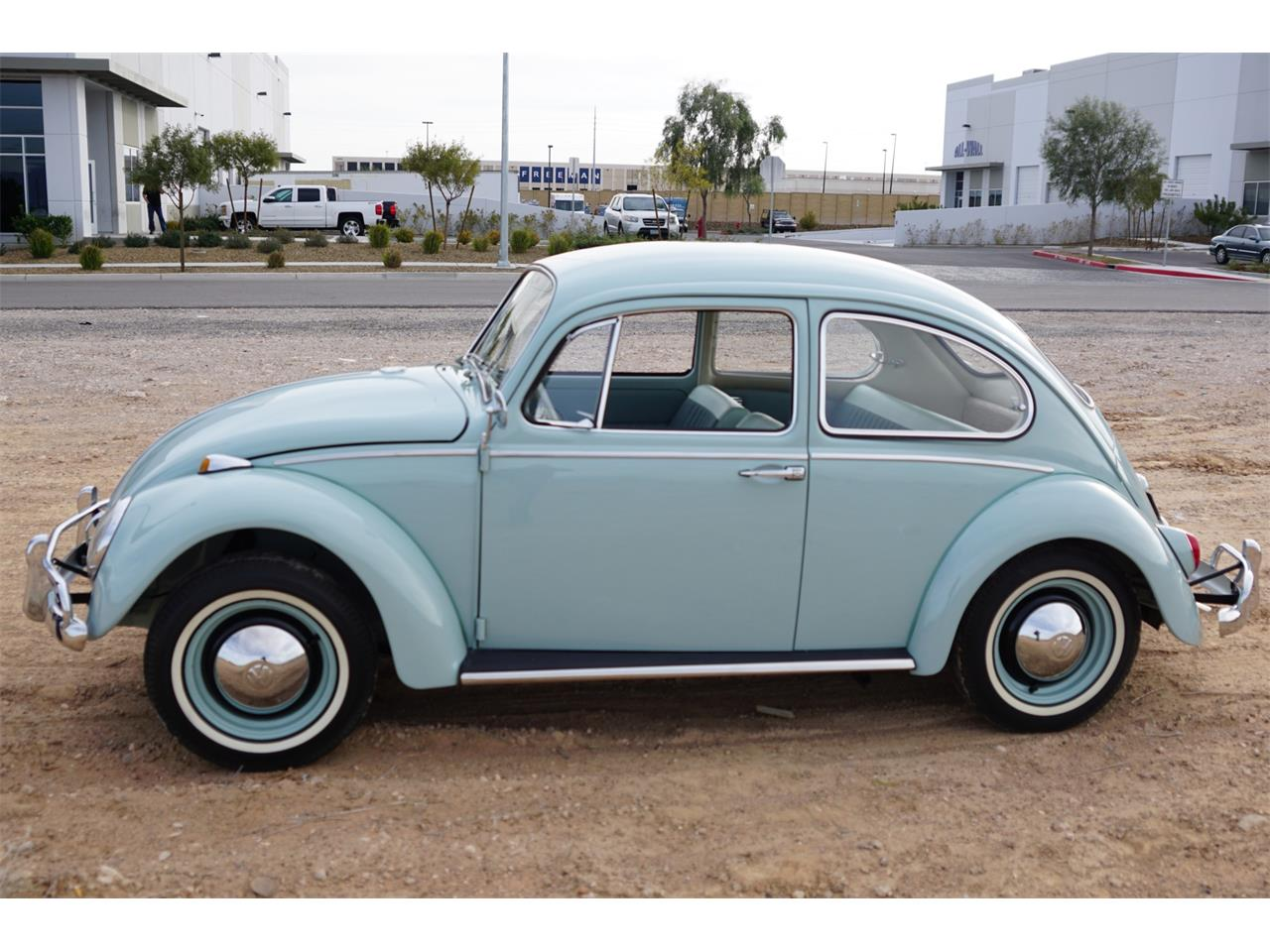 Large Picture of '65 Beetle - QZLW