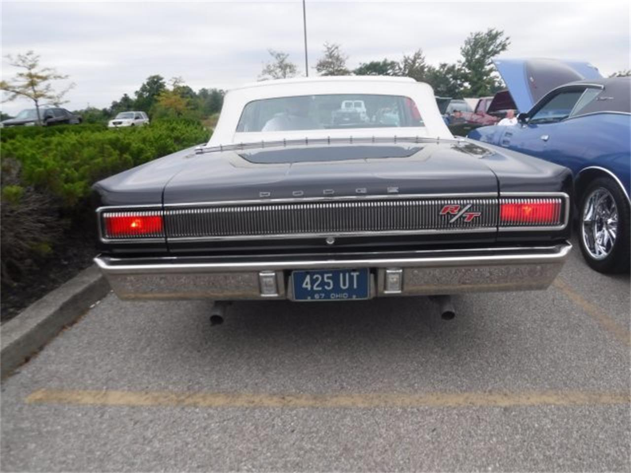 Large Picture of '67 Dodge Coronet R/T located in Milford Ohio - $55,500.00 Offered by Ultra Automotive - QZLZ