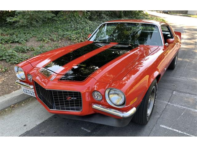 Picture of Classic '73 Chevrolet Camaro Z28 located in California Auction Vehicle Offered by  - QZM1