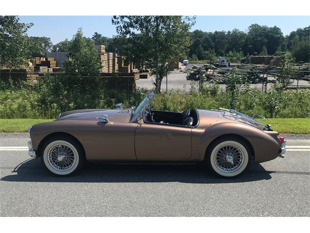 Picture of '61 MGA - QZMH