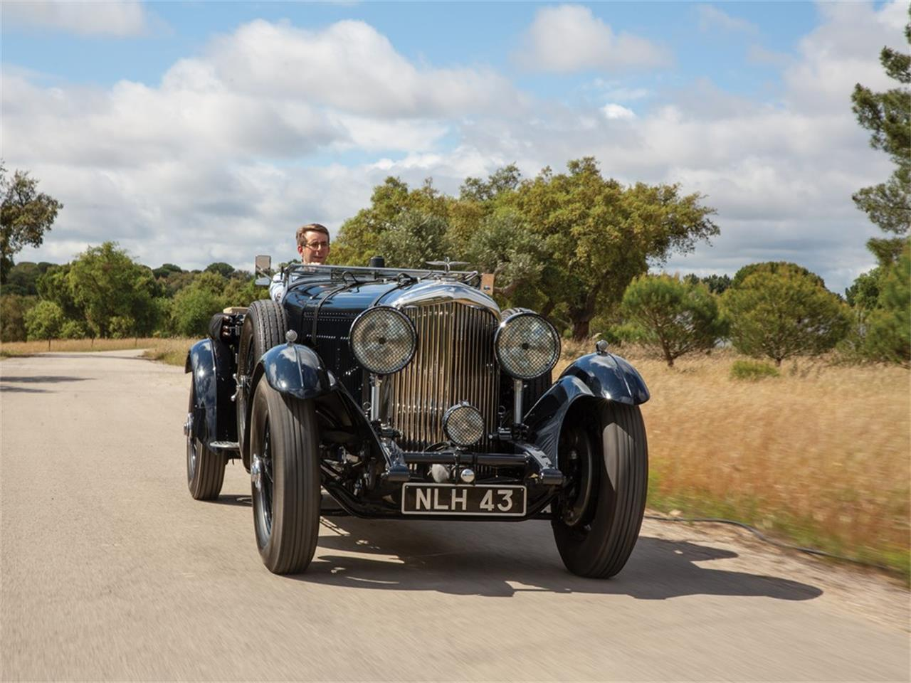 Large Picture of Classic 1931 Bentley Touring located in  - QZMM