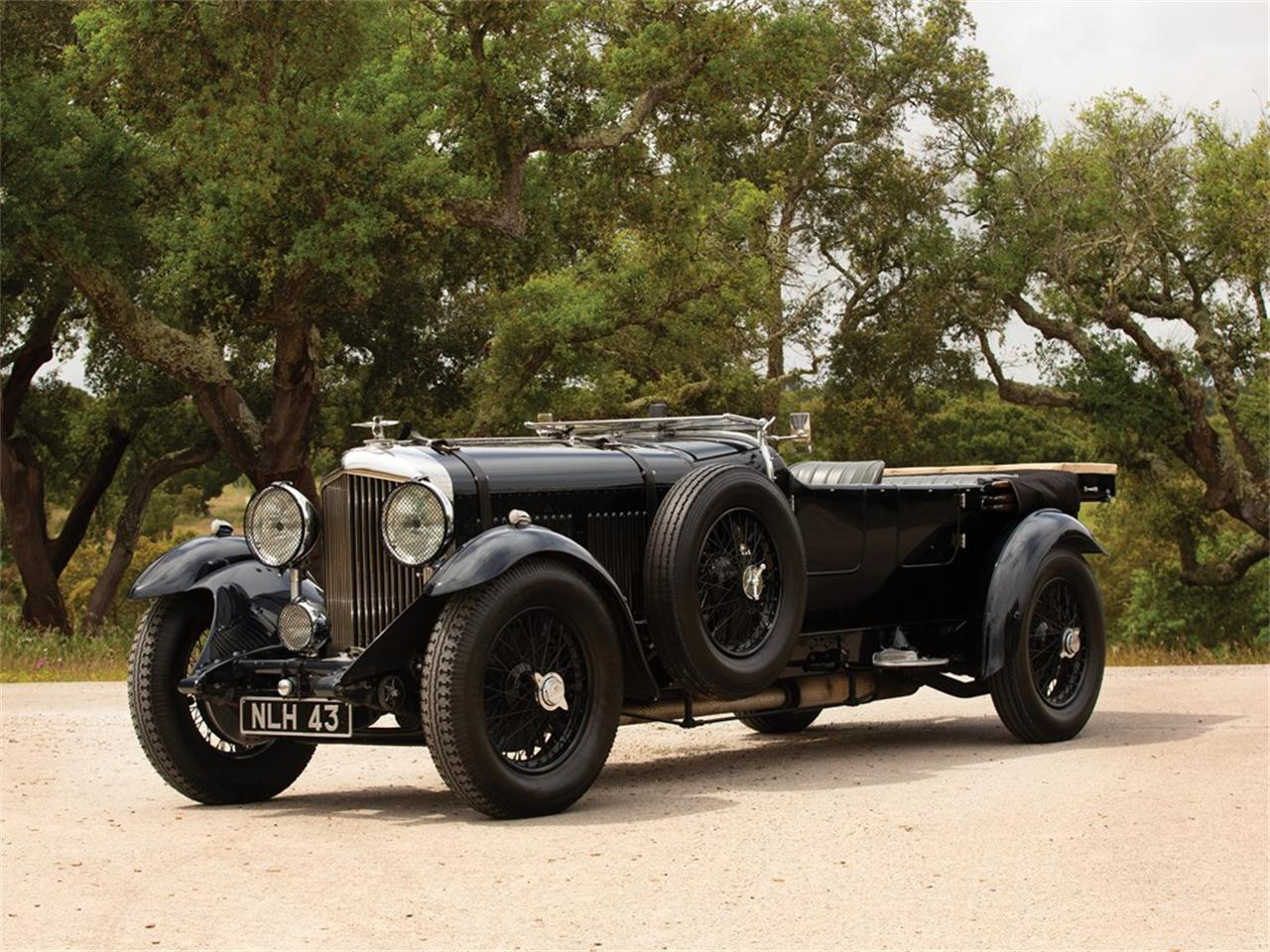 Large Picture of Classic 1931 Bentley Touring Auction Vehicle Offered by RM Sotheby's 781118 (remove ID# on next use) - QZMM