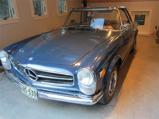 Picture of '67 230SL - QZMT