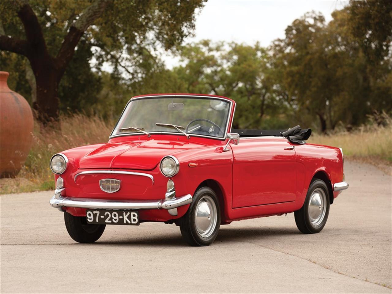 Large Picture of '66 Cabriolet - QZMU