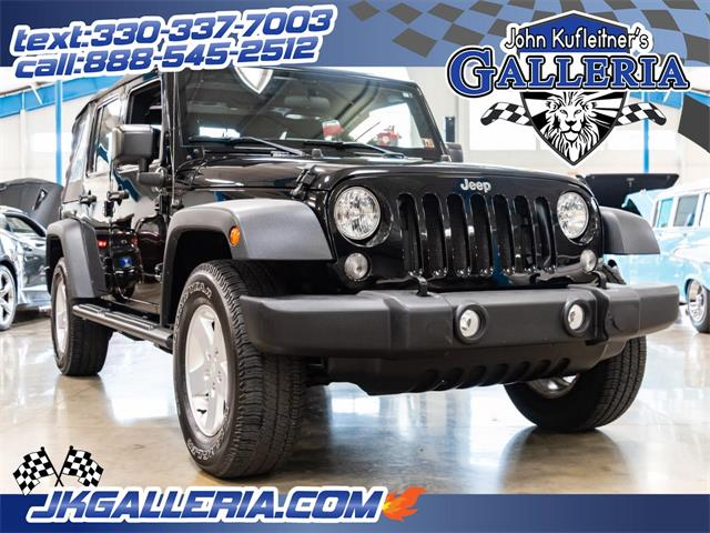 Picture of '15 Wrangler - QZNR