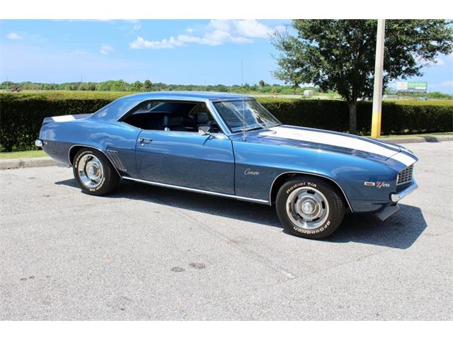 Picture of 1969 Chevrolet Camaro Offered by  - QZNW