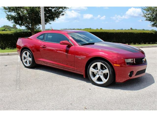 Picture of 2010 Camaro located in Sarasota Florida Offered by  - QZNX