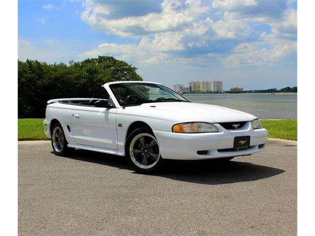 Picture of '95 Mustang - QZO4