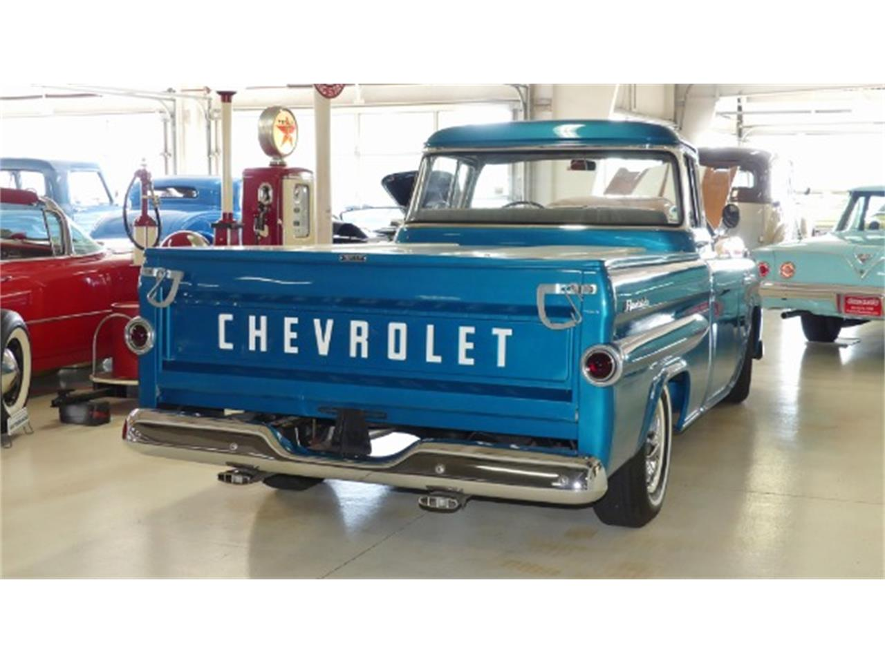 Large Picture of Classic '58 Apache located in Columbus Ohio Offered by Cruisin Classics - QZOB