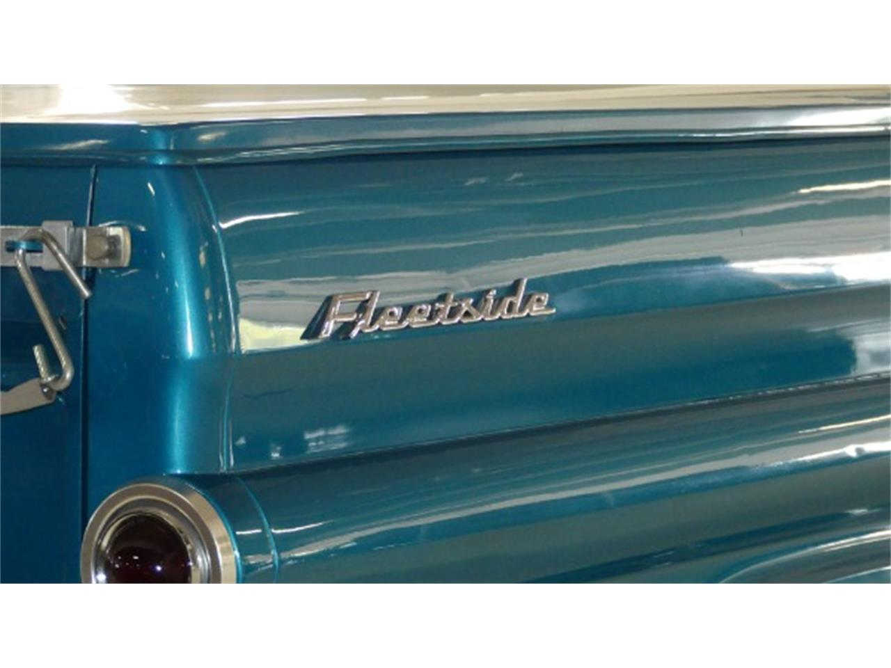 Large Picture of 1958 Chevrolet Apache located in Ohio - QZOB