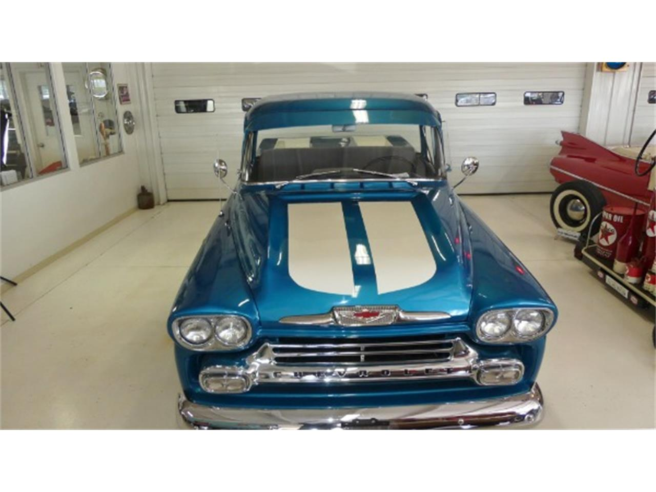 Large Picture of 1958 Chevrolet Apache located in Ohio - $29,995.00 Offered by Cruisin Classics - QZOB
