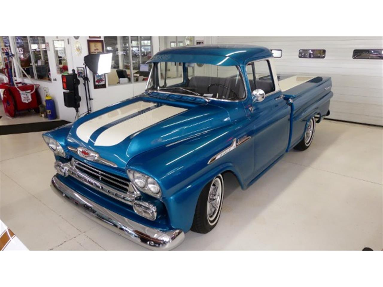 Large Picture of 1958 Chevrolet Apache located in Columbus Ohio Offered by Cruisin Classics - QZOB