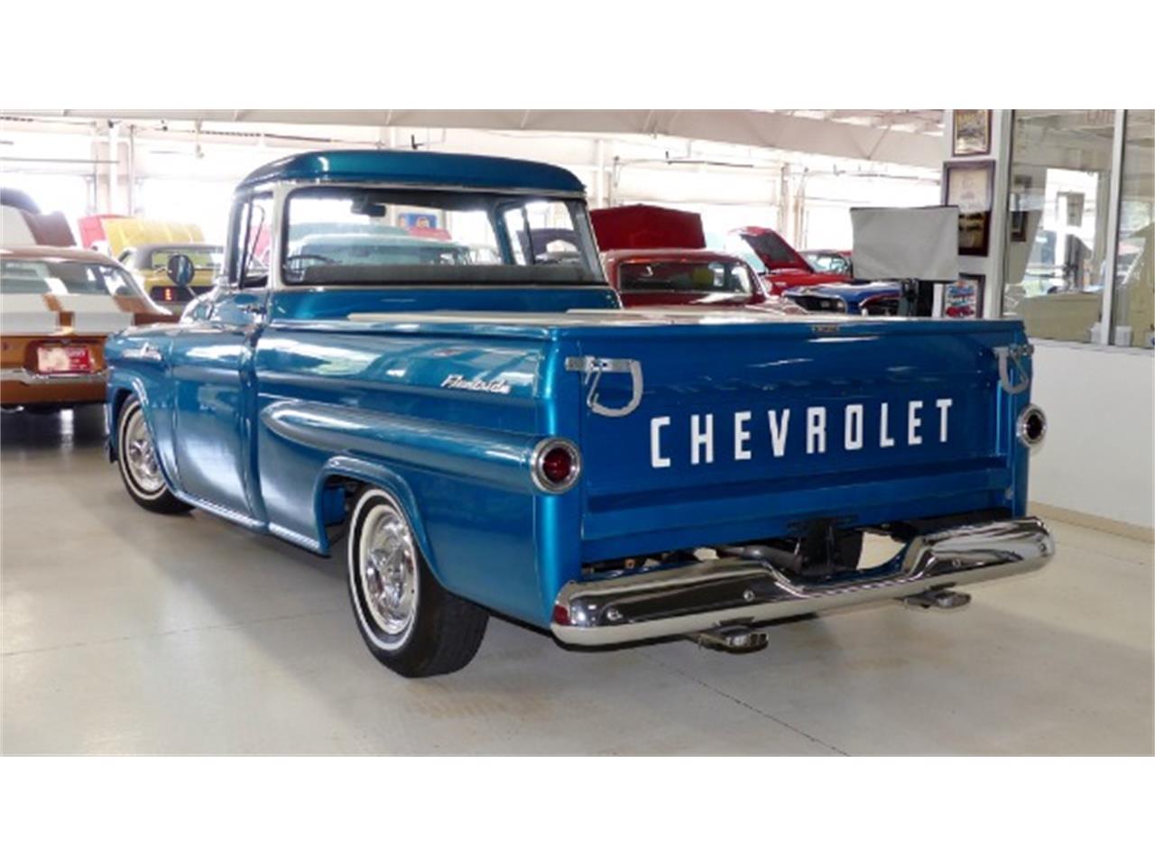 Large Picture of '58 Chevrolet Apache - $29,995.00 - QZOB