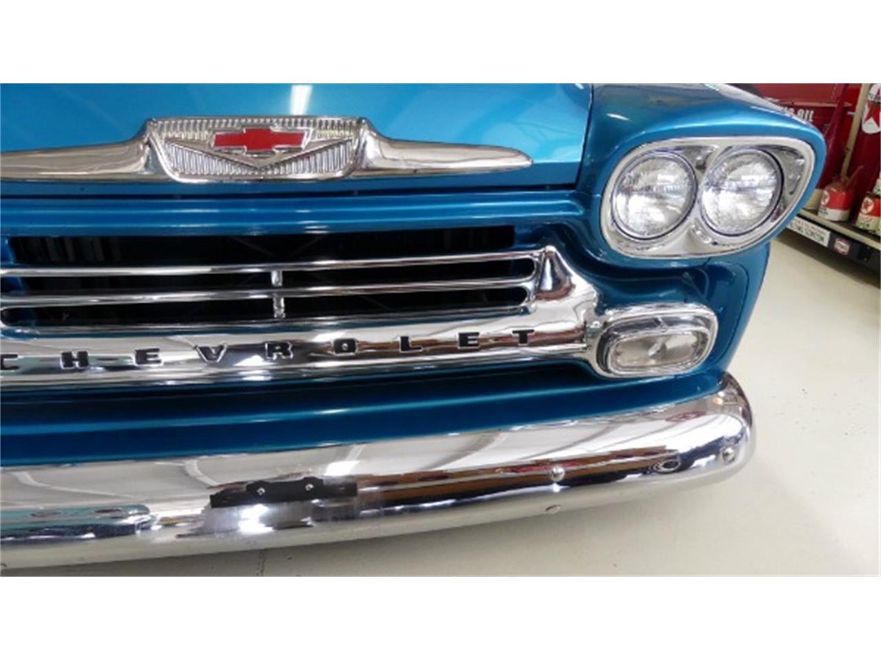 Large Picture of Classic '58 Chevrolet Apache - $29,995.00 - QZOB