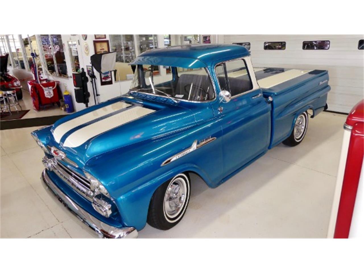 Large Picture of Classic '58 Chevrolet Apache - QZOB