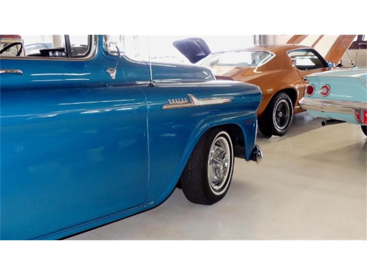Large Picture of 1958 Chevrolet Apache - QZOB
