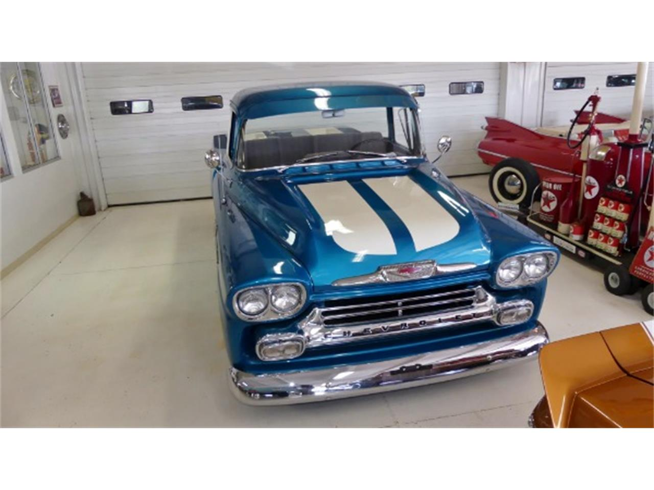Large Picture of 1958 Chevrolet Apache - $29,995.00 Offered by Cruisin Classics - QZOB