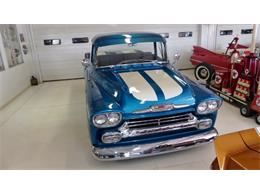 Picture of 1958 Chevrolet Apache located in Columbus Ohio - $29,995.00 Offered by Cruisin Classics - QZOB