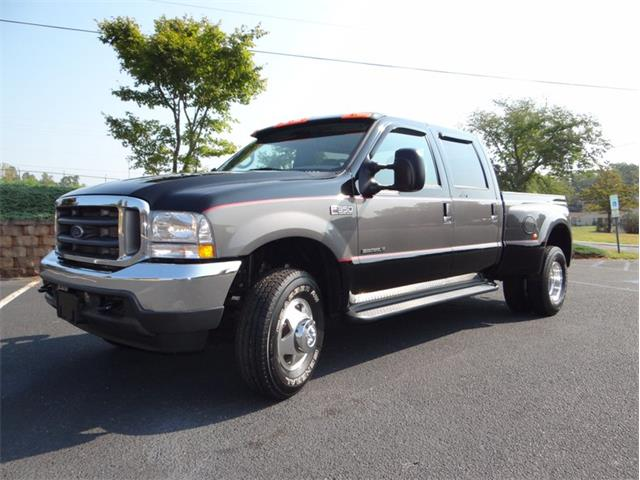 Picture of '02 Ford F350 Auction Vehicle - QZOC