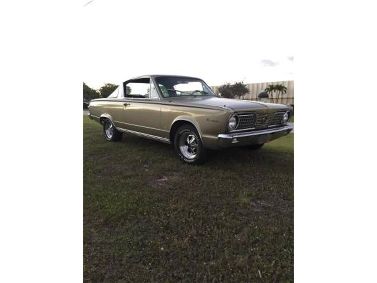 Large Picture of '66 Barracuda - QZP8