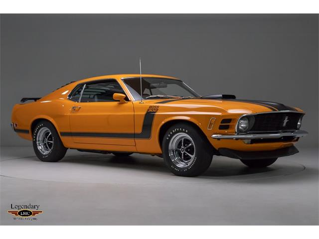 Picture of 1970 Ford Mustang located in Halton Hills Ontario - $95,000.00 - QZPL
