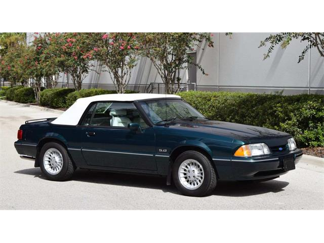 Picture of '90 Mustang located in Biloxi Mississippi Auction Vehicle Offered by  - QZPY