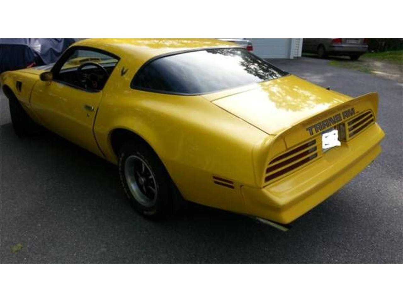 Large Picture of '78 Firebird Trans Am - QZQ5