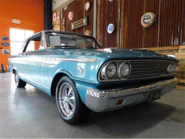 Picture of '63 Fairlane 500 - QZQA