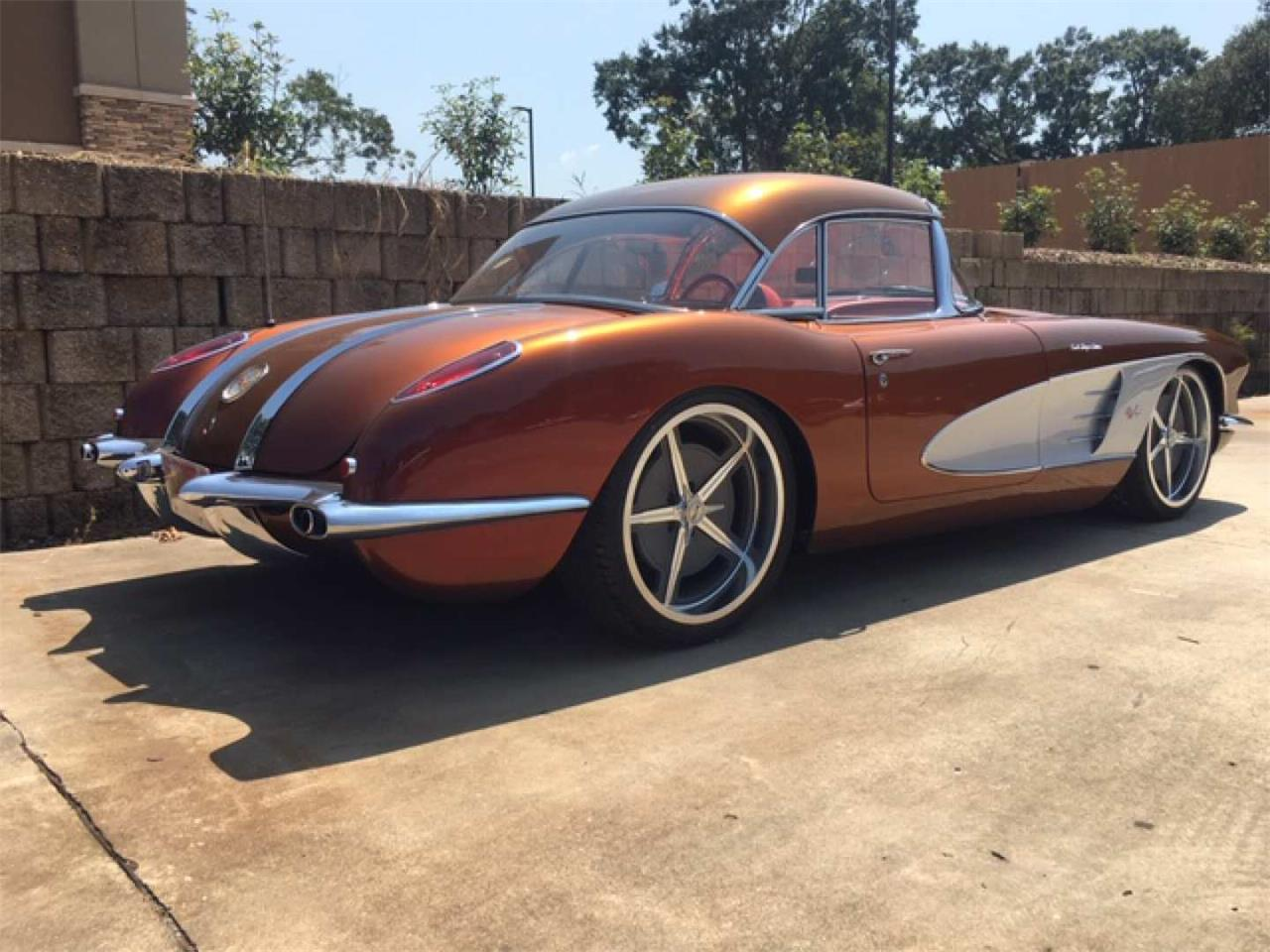 Large Picture of '58 Corvette - QZQU