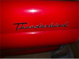 Picture of Classic 1955 Ford Thunderbird Offered by Classic Car Deals - QZR4